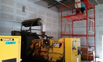 Generator Room Attenuation
